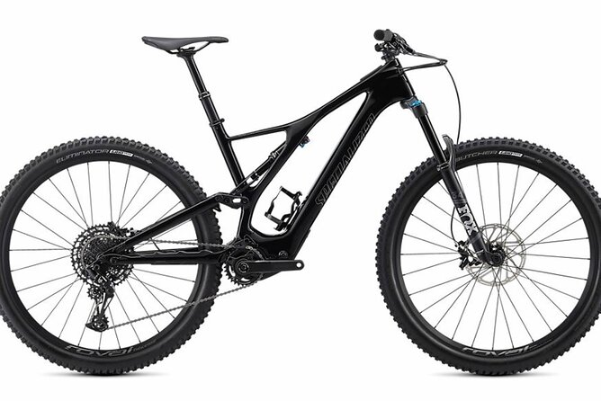 Bicycle, mountain bike and e-bike rental.
