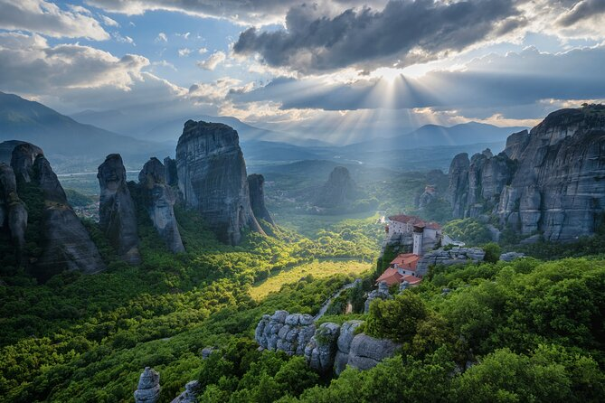 From Athens: Meteora Full-Day Private Tour - Plan the Trip of a Lifetime