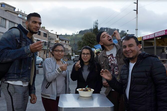Quito Gastronomic and Urban Art Tour