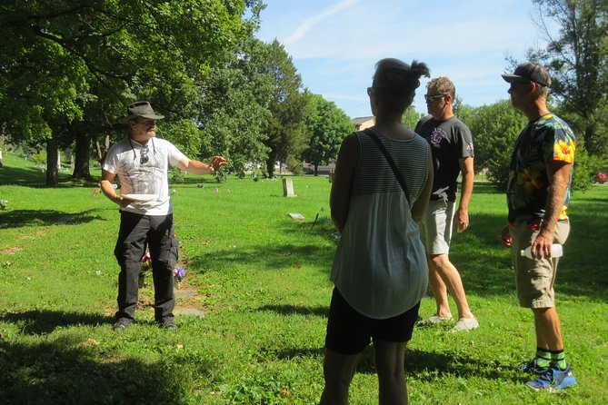 Tour of Historic Wesleyan Cemetery