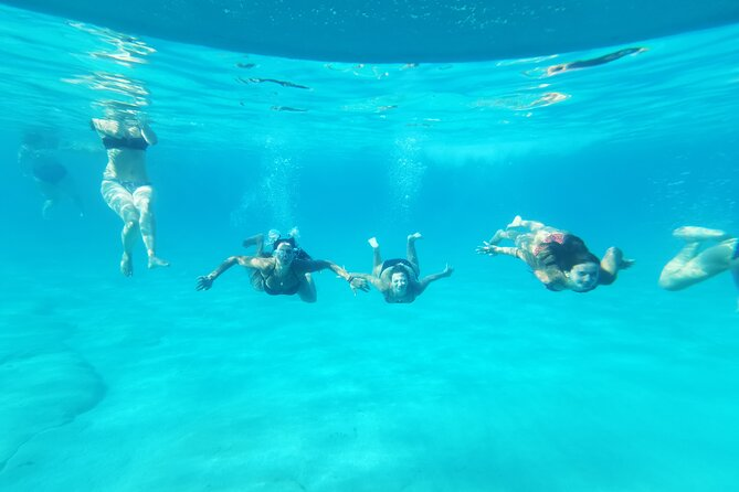 2hr Boat Ride in the Hippo Submarine - Underwater View Experience in Lindos