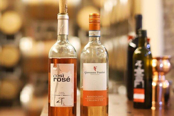 Chiaretto and Rosè Wine Tasting in Lazise