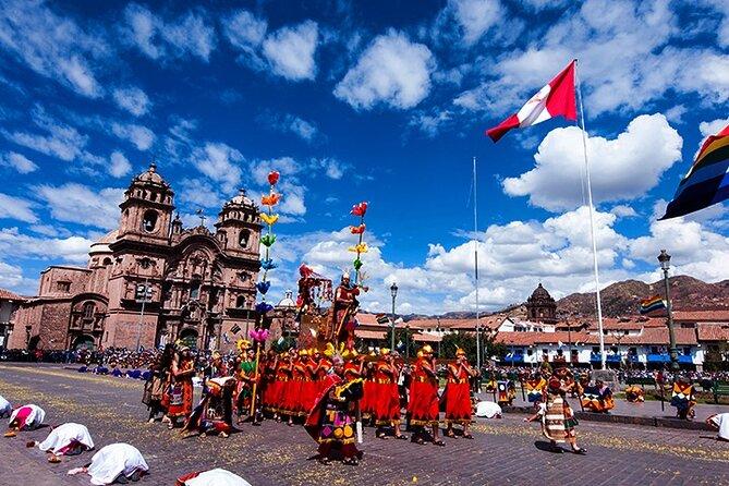 Full Day Inti Raymi Festival Tour Cusco, Peru