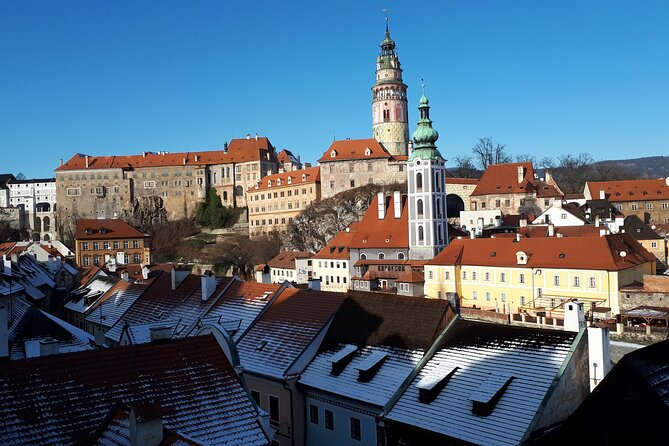 Private Tour From Prague To Mauthausen and Cesky Krumlov