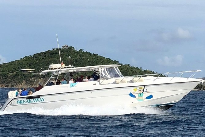 2 Hours Romantic Sunset Cruise from St. John