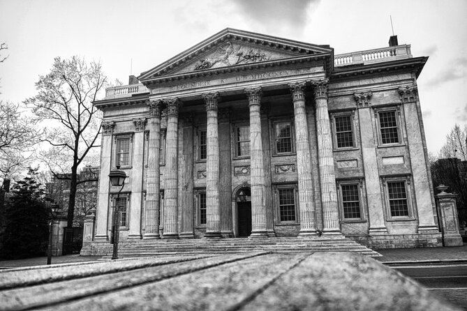 Philadelphia Ghost Hunt: Philly Frights