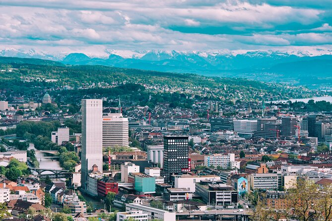Best of Zürich & Surroundings (4 Hours Extended Guided City Tour)