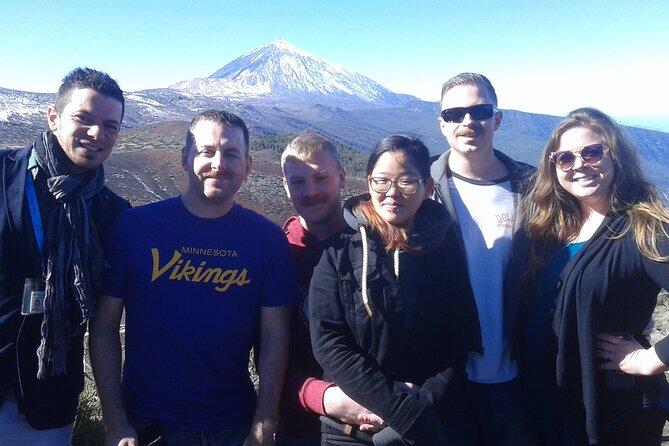 Full Day Private Tour to Teide and La Orotava