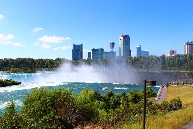 Niagara Falls NY Walking Tour