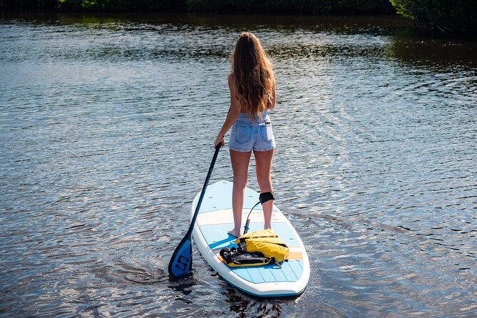 Two-Hour Standup Paddleboard Rental