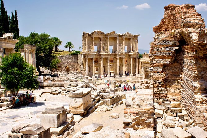 Ephesus Full-Day Tour from Istanbul with Antique City