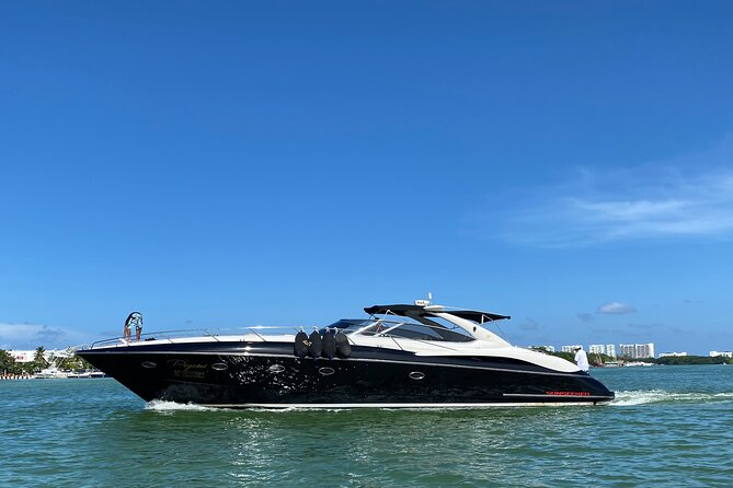 Private Yacht 60'SunSeeker Yacht premium up to 20 pax 230P5