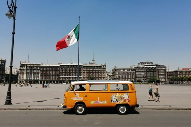 Combi Tour in Mexico City