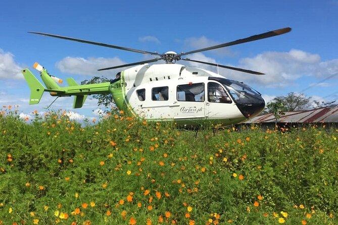 Helicopter Round Trip Flight to Sonyas Garden