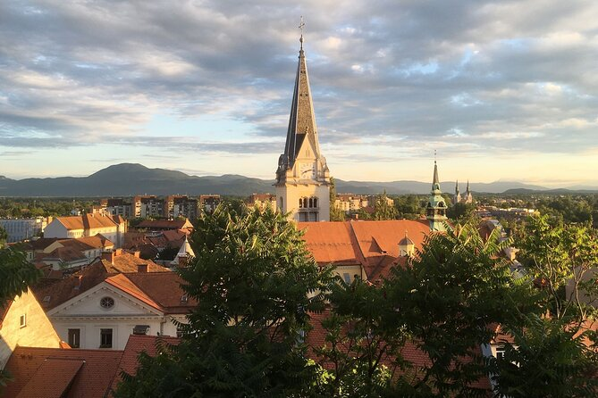 Layover in Ljubljana a Private Tour with a local: Best Highlights of Ljubljana