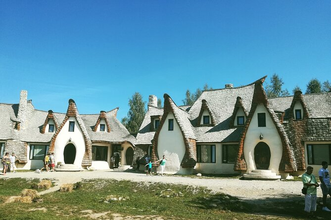 Half Day Tour to Balea Lake and Clay Castle in Fairy Valley