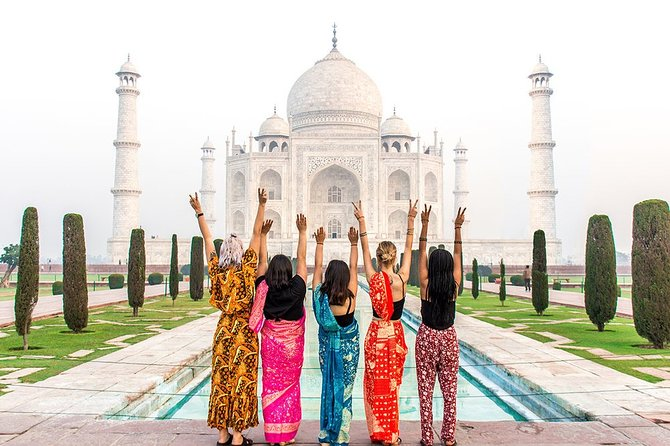 2 Days Agra tour with Taj Mahal Sunrise from Delhi