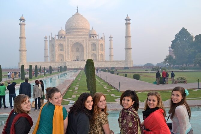 Same Day Exotic Taj Mahal Tour By Car