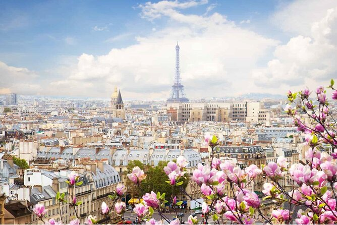 Paris Small Group Tour Including Champagne Lunch on the Eiffel Tower from London