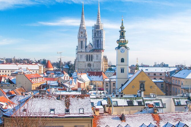 Private tour of the best of Zagreb- Sightseeing, Food & Culture with a local