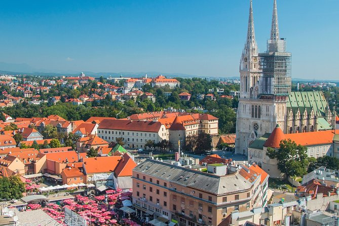 Layover in Zagreb a Private Tour with a local: Best Highlights of Zagreb