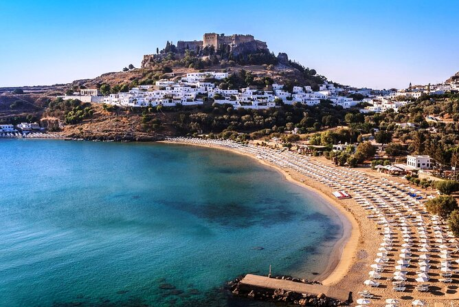 Lindos by luxury bus 5 hours tour