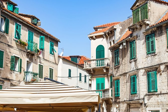 Layover in Split Private Tour with a local: Best Highlights of Split