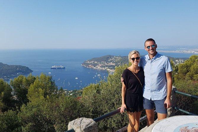 Half-Day Coastline Guided Tour around Monaco Eze from Nice