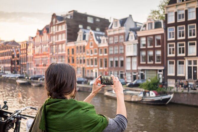 Amsterdam: Self-Guided City Experience