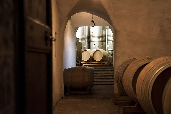 Tour&WineTasting at the Castle