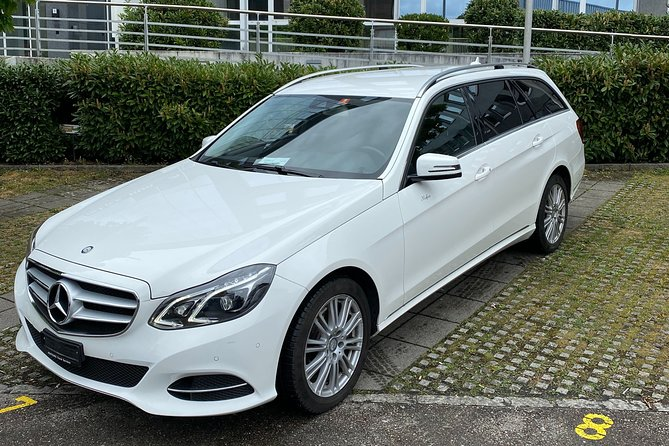 Private transfer from Lauterbrunnen to Zurich Airport