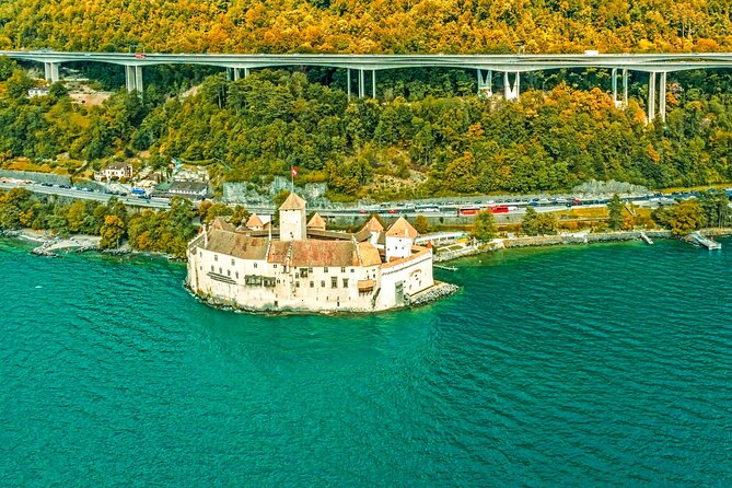 Private trip from Geneva to Montreux through Lausanne