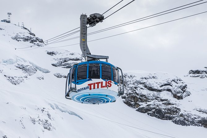Private trip from Zurich to Lucerne & Mount Titlis in Engelberg