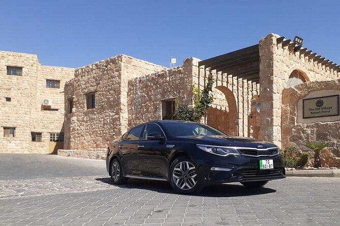 Private Transfer Amman Airport to Petra or vice versa via the King's Highway