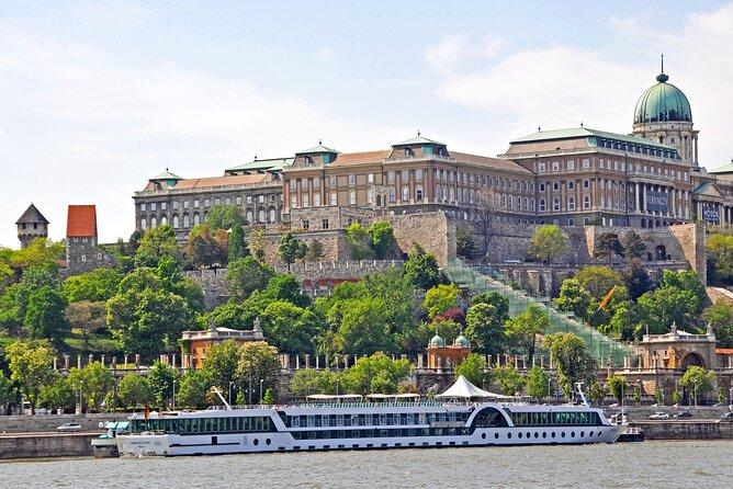 Budapest Private Tour: Buda Castle District Exploration Game