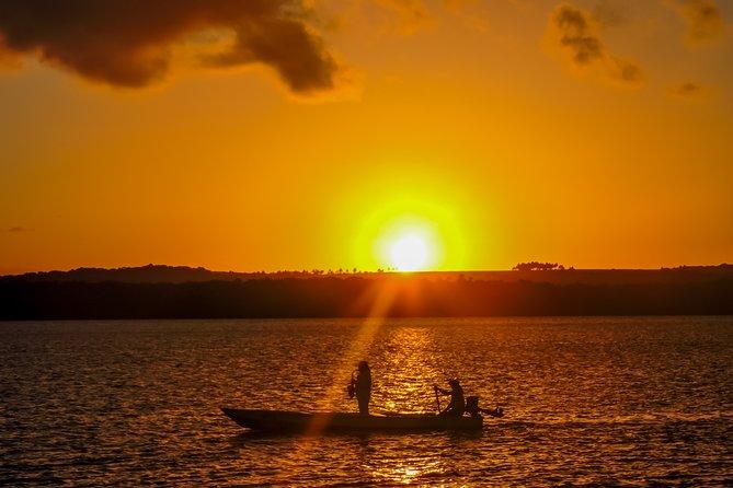 Excursão ao pôr do sol na Praia do Jacaré incluindo Bolero de Ravel