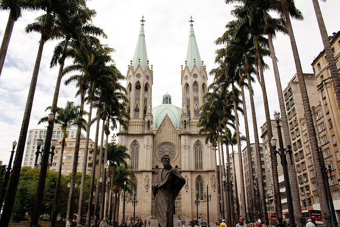 Private Departure Transfer: São Paulo Hotels to Congonhas Airport