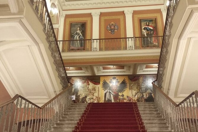 Show-concert of classical music in Grand Duke Vladimir Palace