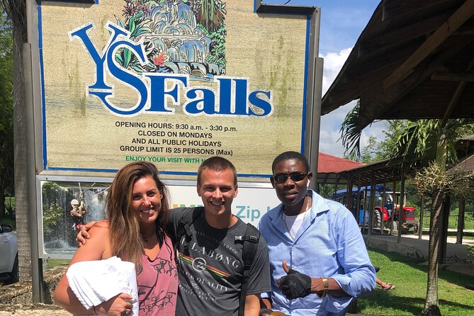 Private & Customize Tour from Montego Bay to Y S Falls