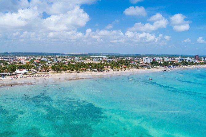 Litoral Norte com entardecer na Praia do Jacaré ao som do Bolero de Ravel's