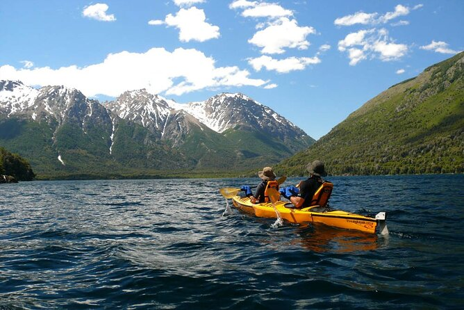 Kayak and Hike in Lago Mascardi - Full Day Tour in Private Service
