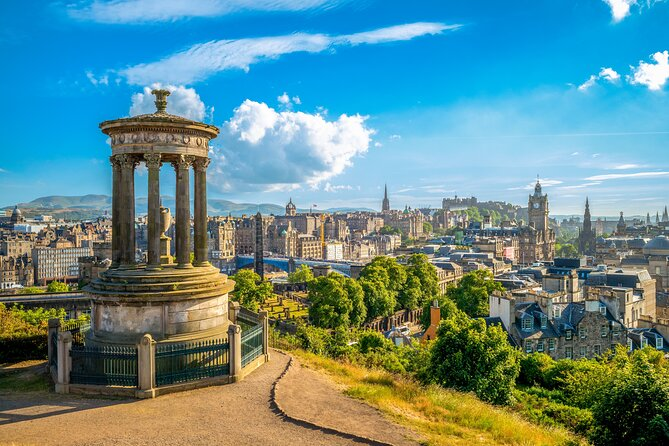 Edinburgh: Self-Guided City Experience