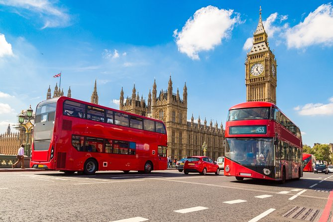 London: Self-Guided City Experience