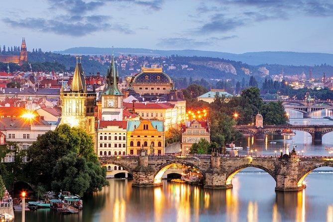 Praag: zelfgeleide stadservaring