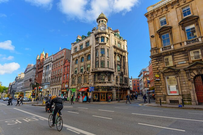 Dublin: Self-Guided City Experience
