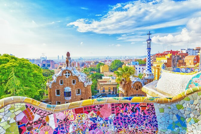 Barcelona: Self-Guided City Experience