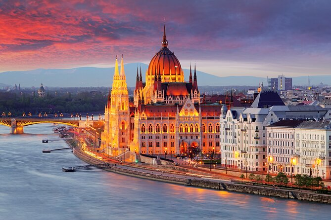Budapest: Self-Guided City Experience