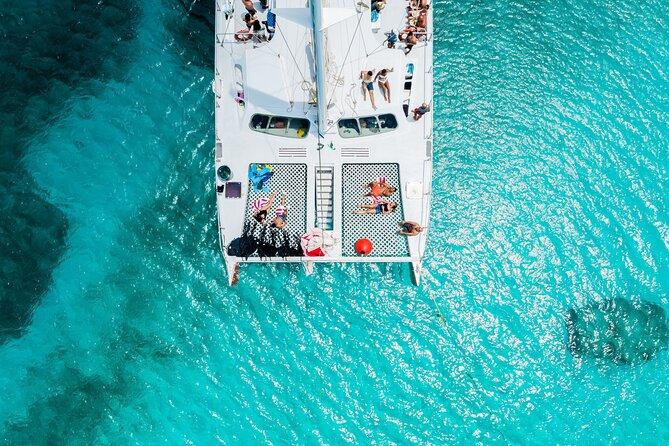 Private Catalina and Antilla Snorkel Sail