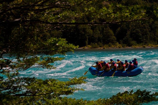 Baker River Rafting in Coyhaique