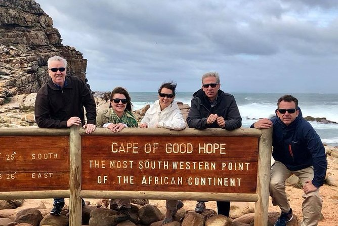 FULL Day Cape of Good Hope and Boulders Penguin Colony